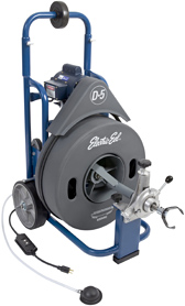 Electric Eel Drain Cleaning Machines
