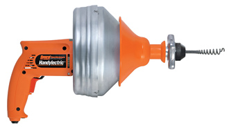 General Tool Handylectric Drain Cleaner