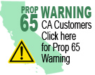 Proposition 65: Information, required to show to our customers in California