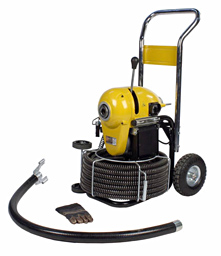 Steel Dragon Drain Cleaning Machines